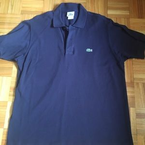 - 50 off Lacoste polo